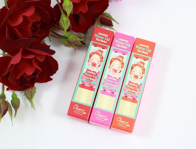 Choonee // Water Lip Tint Balm - Beauty Inspiration