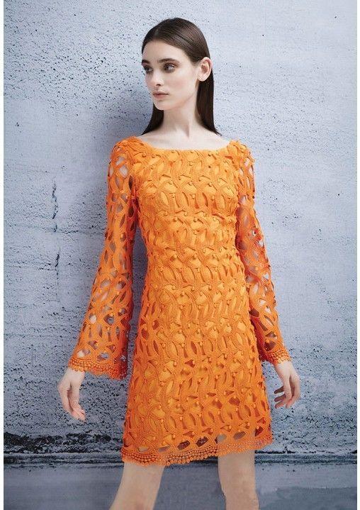 hotsale-summer 2015 runway slim makings water tasselflower dress sz us S M L  #Unbranded #dress #Casual