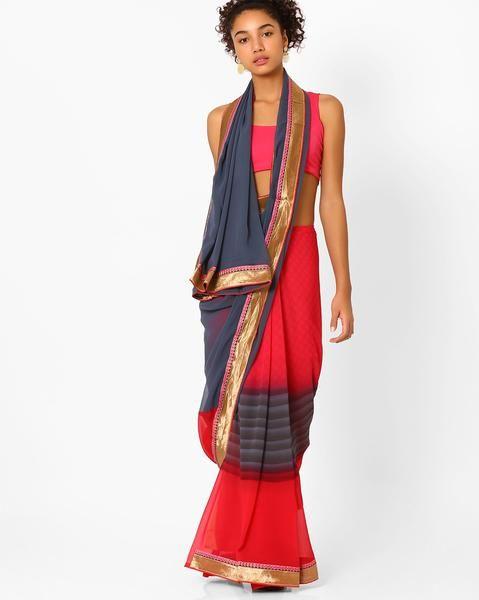 Designer Stripes Pattern Red
