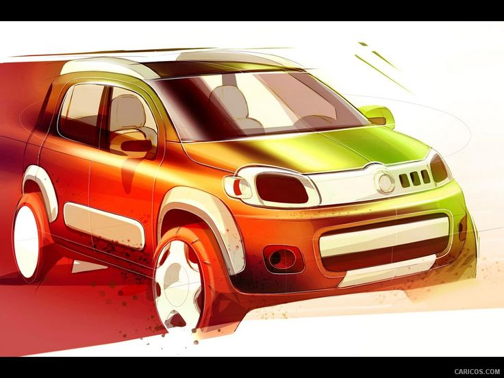 2011 Fiat Uno  - Design Sketch, 1024x768, #142 of 185