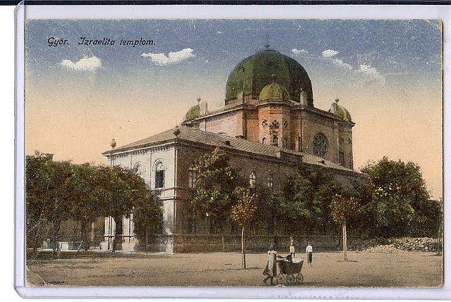 Gyor Hungary Synagogue Jewish scan0654   Flickr – Compartilhamento de fotos!