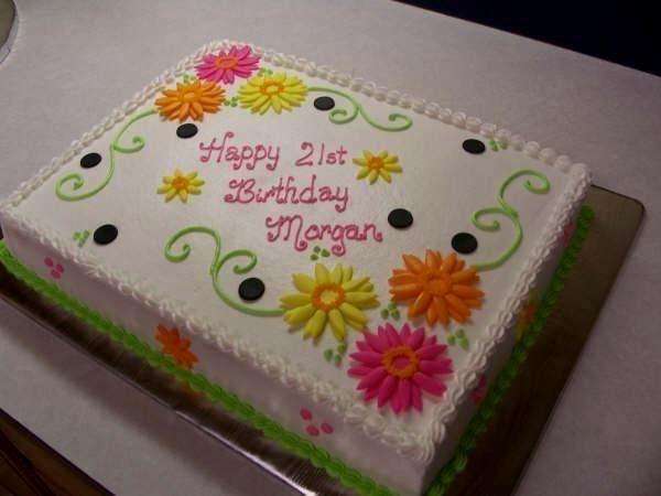 How To Master Sugarcraft Birthday Sheet Cakes Cake Decorating