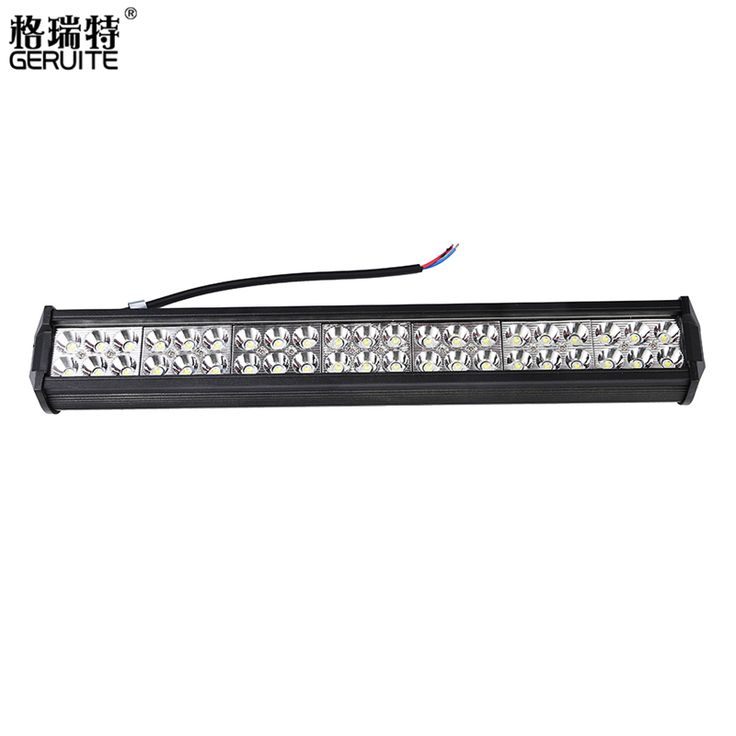 ==> [Free Shipping] Buy Best 2017 126W led bar offroad Car Led Light Bar Work Driving Boat Car Truck Led Light Spot Flood Combo led lightbars 4X4 4WD ATV Online with LOWEST Price | 32577134893