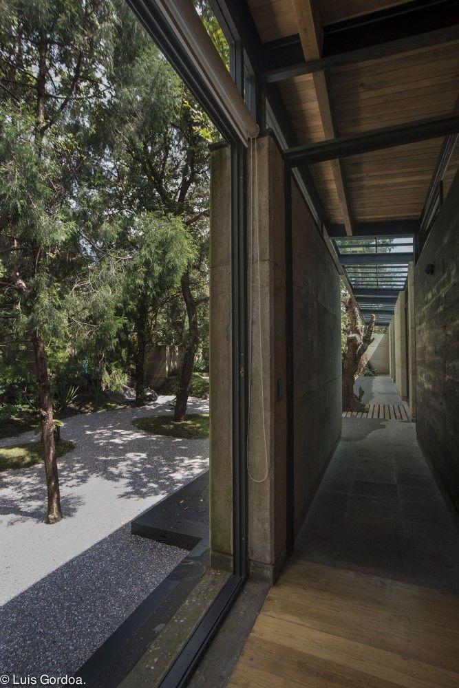 Casa del Bosque / Taller A arquitectos