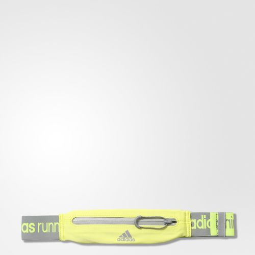 adidas Сумка на пояс Run - желтый | adidas Россия