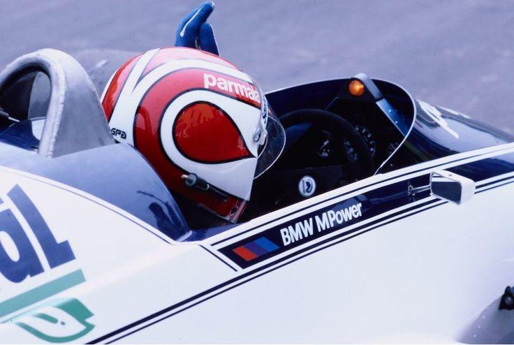 Nelson Piquet, parmalat Brabham-BMW BT50 @ Belgian Grand Prix 1982