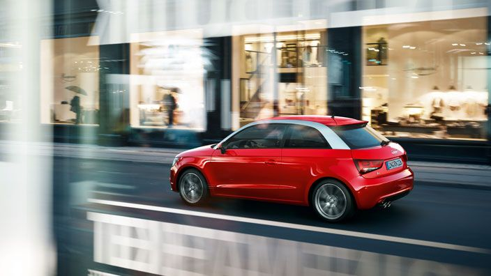 www.mccarthy-audi.co.za True grandeur shows character and substance. And is determined not to miss great moments because of parking spaces that are too small. Source: Audi AG