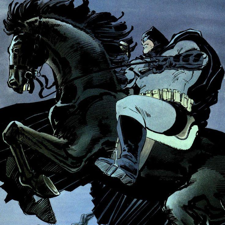 Frank Miller Batman Dark Knight