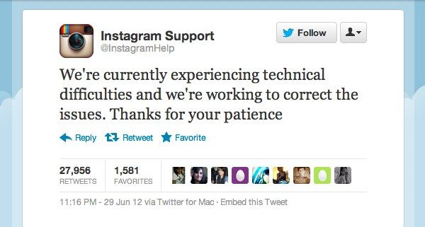 How AWS and a storm brought down Instagram