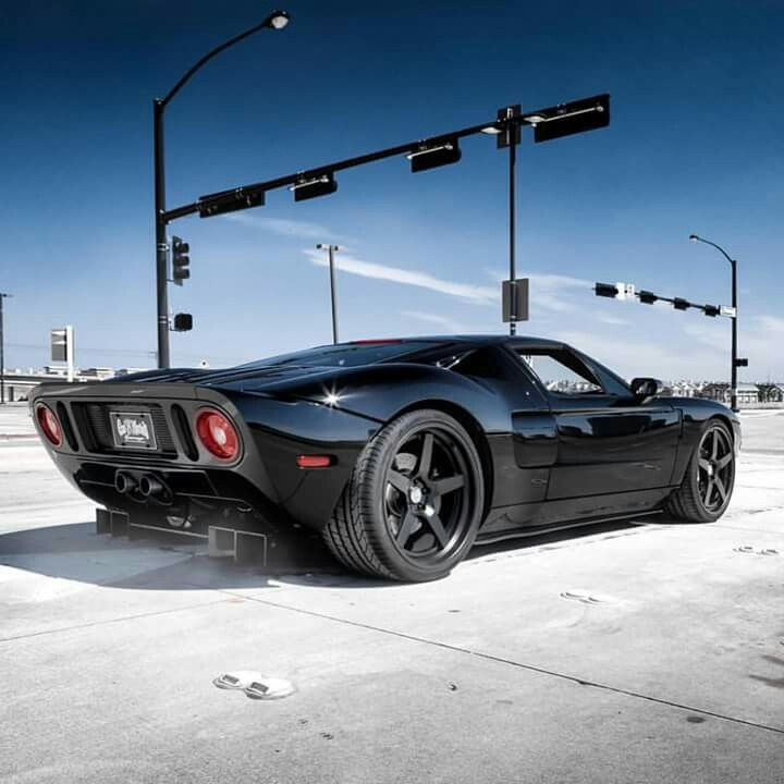 Ford GT Gas Monkey
