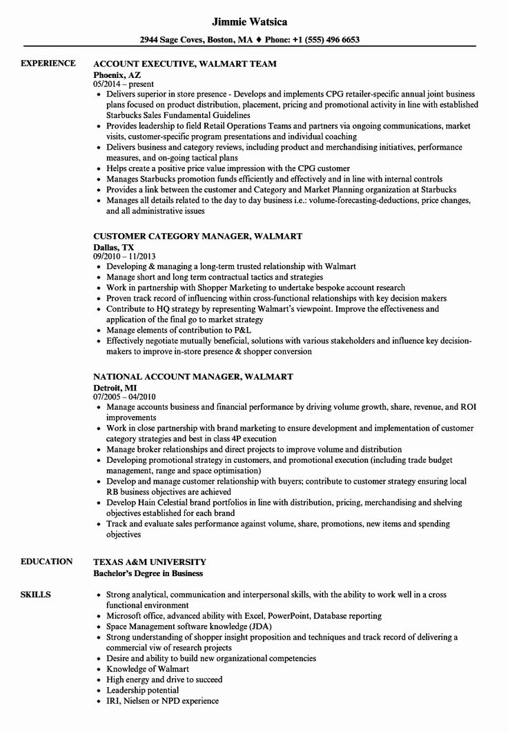 20 Stocking Job Description Resume in 2020 Resume