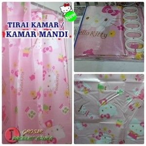 TIRAI KAMAR HELLO KITTY
