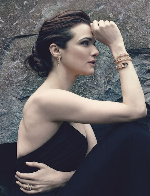 Rachel Weisz. Timeless beauty.
