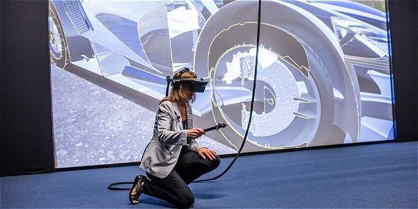 En un futuro la realidad virtual ofrecerá diferentes formas de entretenimiento.