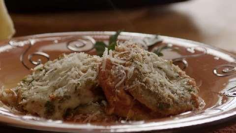 eggplant parmesan ii allrecipes com más al horno berenjena parmesano ...