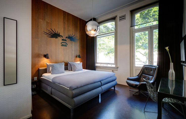 9 Unique And Cool Hotels To Stay At In Amsterdam (7)