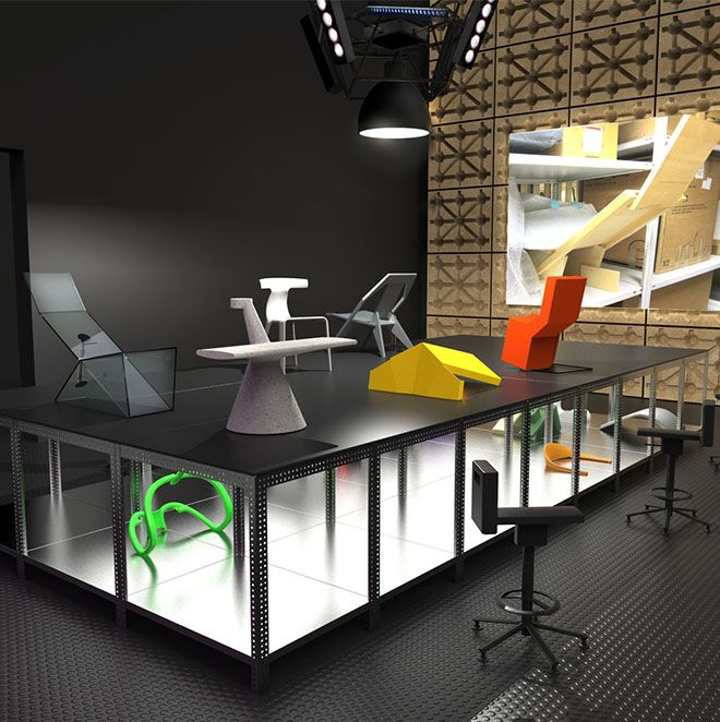 SEE THE FUTURE OF DESIGN AT VITRA DESIGN MUSEUM BY KONSTANTIN GRCIC