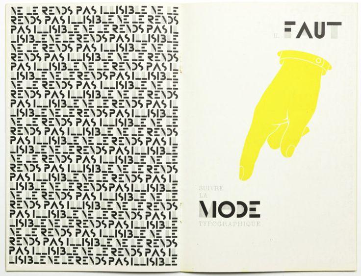 Cassandre le magnifique - Portrait d'un grand nom du graphisme