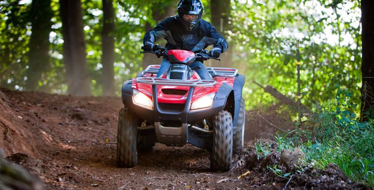 For many people, riding recreational vehicles like all terrain vehicles (ATV's) or utility terrain vehicles (UTV's) is summer must. The warm...