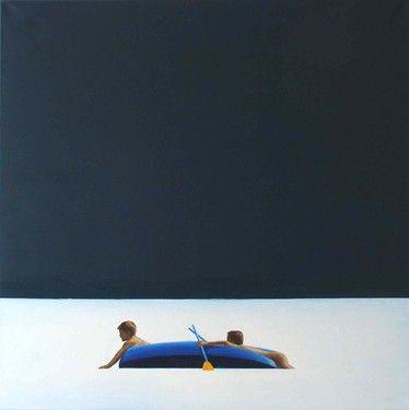 "Saatchi Online Artist Julita Malinowska; Painting, ""VII.2007 I"" #art"