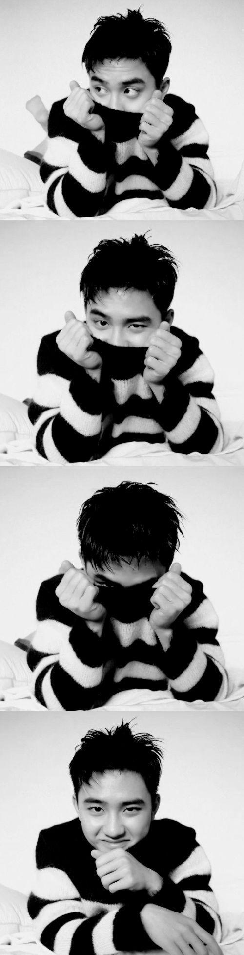'peek-a-boo' Kyungsoo