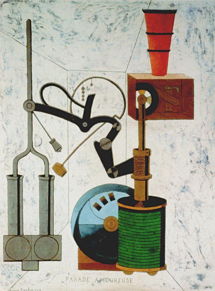 Francis Picabia. Aşk Alayı, 1907. Bu tablonun canvas baskısını edinmek ve ayrıntılı bilgi için resme tıklayınız. #canvastar #canvas #tablo #tablolar #baskı #resim #ressamlar #dekorasyon #tuval