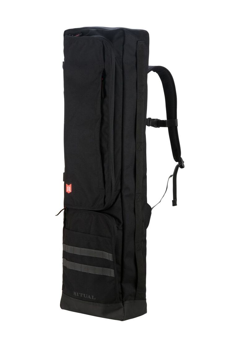 Ritual Hockey Mission Combo Stick Bag (black) 2016/17
