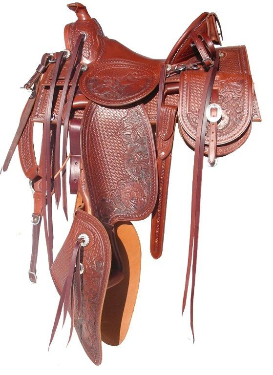 Grizzly Park Slick Fork - Custom Saddles, tack and accessories, Dog Collars