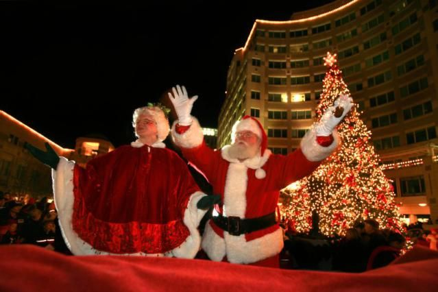 Best Christmas Events for Kids in Washington, DC, Maryland and Virginia