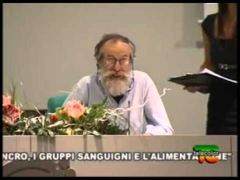 Piero Mozzi - Alimentazione e Tumori - YouTube