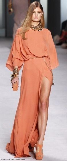 17 Best ideas about Peach Dresses on Pinterest