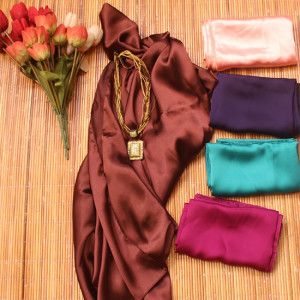 Size: 180 cm x 70 cm Material: Silk  Rp. 35.000