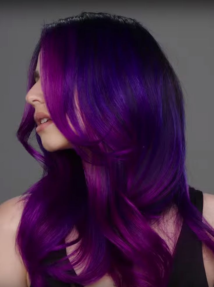 How To Get Rid Of Purple Hair From Purple Shampoo Shampoo For Purple Hair Purple Hair Color Treated Hair
