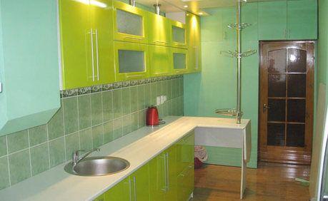Стандартные размеры кухонных шкафов: различия навесных модулей и шкафов под столешницей