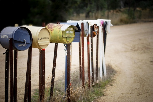 17 best images about neither sleet snow or dark of night - Unique mailboxes for rural ...