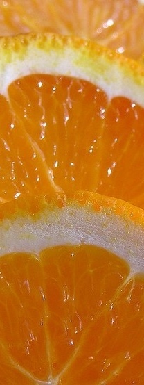 Orange is a sweet fruity scent that will lift your spirits and is packed with anti oxidents, making it highly regenerative.