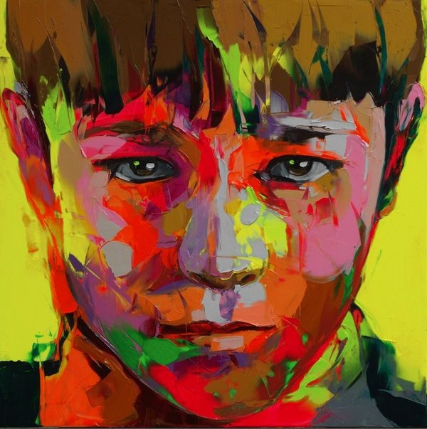 Paintings by Francoise Nielly {Part 2}