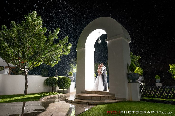 Another gorgeous start to the wedding season graced with a massive down pour #Rain