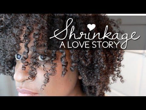 "A diffuser CAN be used on tightly coiled hair!!!  ""Shrinkage ♥ A Love Story (Diffusing My 4a Natural Hair)"""