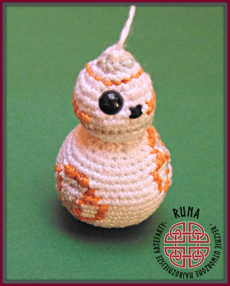 BB-8 from Star Wars VII