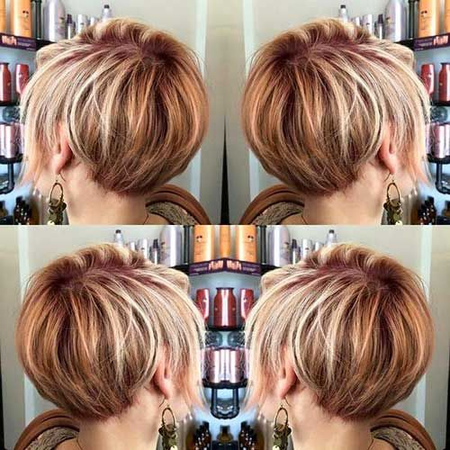 33 Stunning Hairstyles for Short Hair 2017 | The Best Short Hairstyles  for Women 2016
