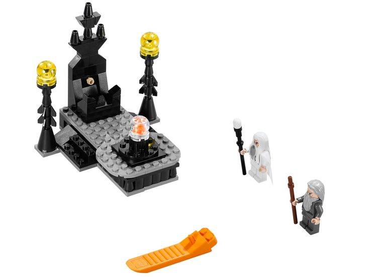 LEGO LOTR THE WIZARD BATTLE