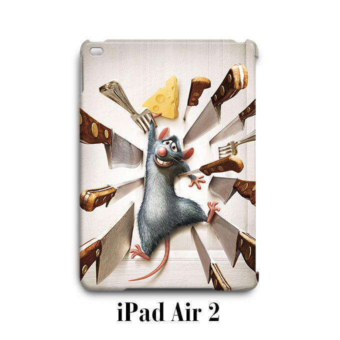 Ratatouille Rat iPad Air 2 Case Cover
