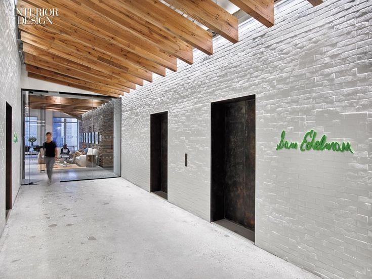 Sam Edelman s New Headquarters Embodies the Irreverent Spirit of His  Customers93 best MASHstudios   Features images on Pinterest   Office  . Corporate Office Interior Design Magazine. Home Design Ideas