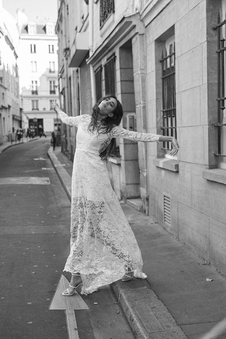 Flynn Gown by Julia Softley Bridal