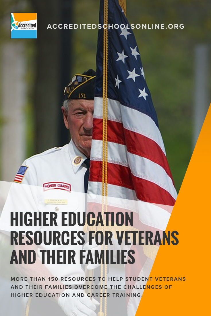 over 150 resources for student veterans & their families | veteran's