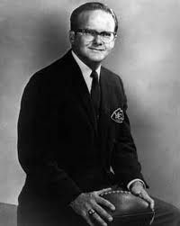 Kansas City Chiefs - Lamar Hunt - Inducted to Pro Football Hall of Fame in 1972 - Founder of Chiefs 1960 to 2006 & Founder of American Football League