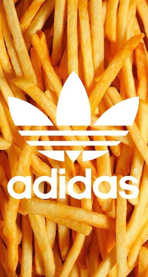 Manges des frites !!! C'est bon pour la santé !