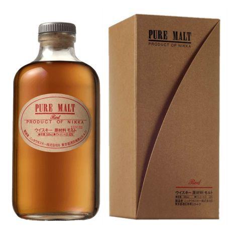 Nikka whisky Pure Malt Red