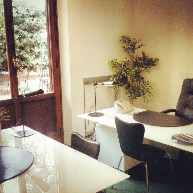 Double office - design